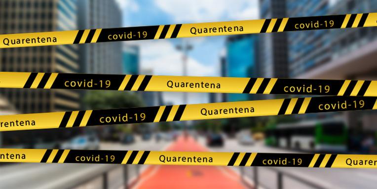 Doria anuncia prorrogação da quarentena em São Paulo até 10 de Maio