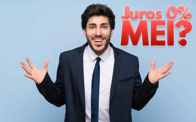 Empréstimo a Juro Zero para MEI e Outras Vantagens que Podem estar Chegando